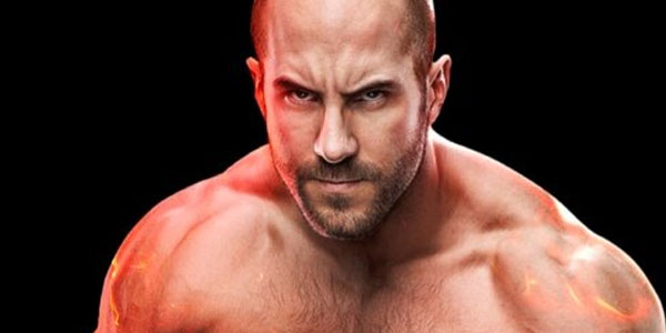 WWE 2K15 News Cesaro Shooting Motion Capture Today