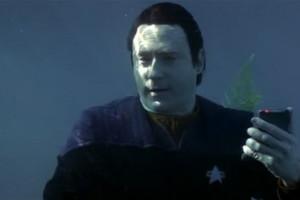 Data Underwater