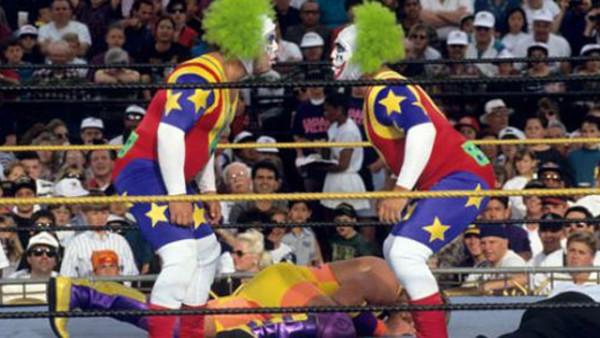 Doink The Clown Wrestlemania 9