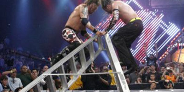 10 Worst Injuries Suffered In WWE Ladder Matches – Page 5