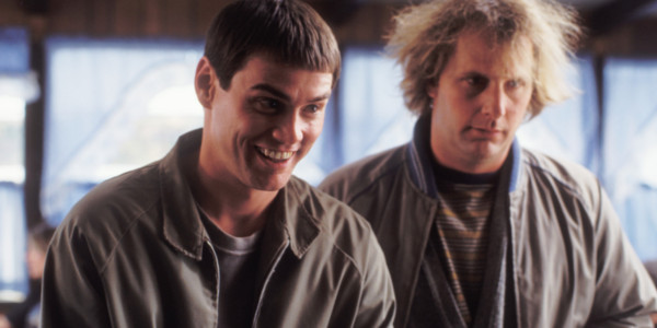 f09e8ea6e78dd The most iconic dumb pairing in the world of movies are undoubtedly Lloyd  Christmas and Harry Dunne from the aptly named