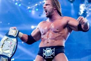 Triple H Wwe Title