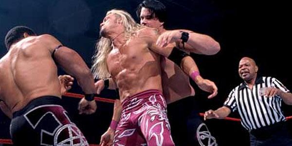 Image result for backlash 1999 The Brood