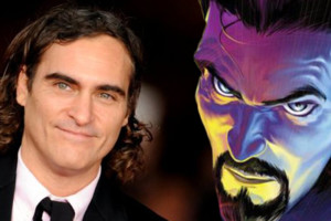 Doctor Strange Joaquin Phoenix
