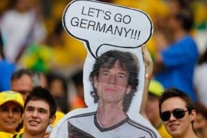 Mick Jagger Germany