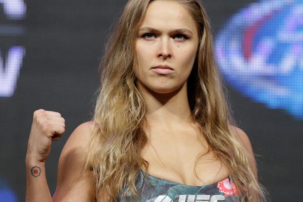 Ronda Rousey Ufc 175