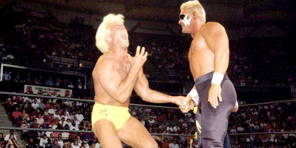 Wcw Bogus Sting: WWE 2K15: 10 Epic Sting Matches That Must Be Included