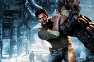 Uncharted 2 Nathan Drake Choke Out