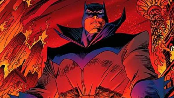 Batwing DC