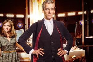 Doctor Who Peter Capaldi Companion