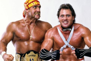 Hulk Hogan Brutus Beefcake