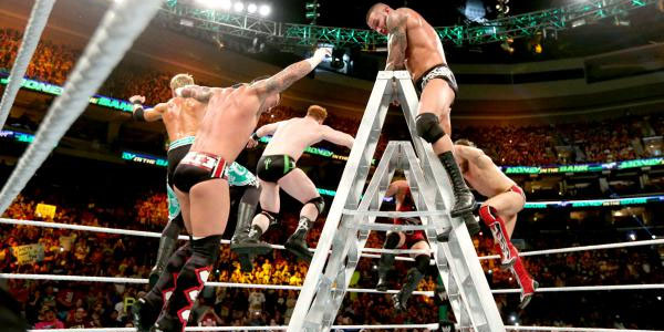 WWE Money in the Bank All Stars.