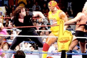 Undertaker Hogan Flair