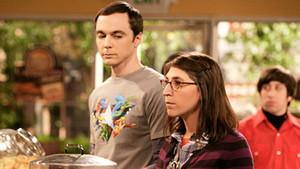 Amy Sheldon Big Bang Theory