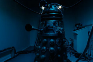 Doctor Who Into The Dalek Rusty