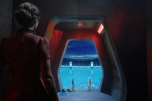 Doctor Who Tardis Pool