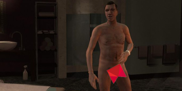 Watch Dogs  S Full Frontal Nudity