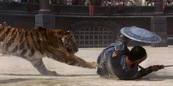 final scene gladiator