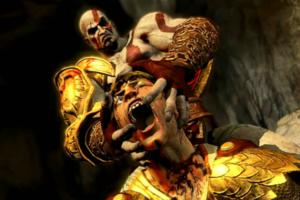 God Of War 3 Kratos