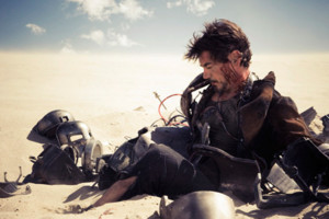 Iron Man Crashed