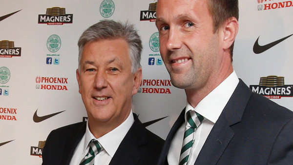 File photo dated 29-03-2014 of Celtic's Scott Brown.