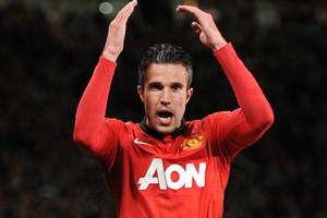Robin Van Persie Man Utd