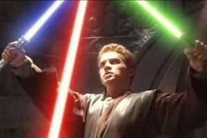 Star Wars Anakin Lightsaber
