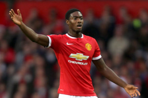 Tyler Blackett Man Utd