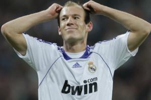 Arjen Robben Real Madrid