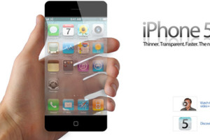 Clear iPhone