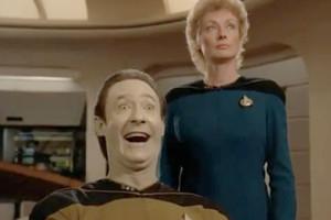Data Star Trek