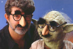 George Lucas Yoda Glasses
