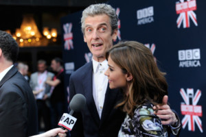 Peter Capaldi Doctor Who1