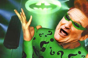 Robin Williams The Riddler
