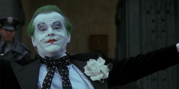 Joker Jack Nicholson