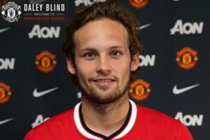 Daley Blind Man Utd