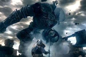 Dark Souls Iron Golem