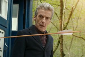 Doctor Who Tardis Arrow