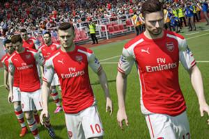 Fifa 15 Arsenal Giroud