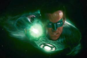 Green Lantern Space