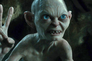 Hobbit Gollum Serkis