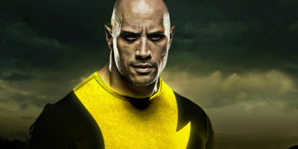 Rock Black Adam