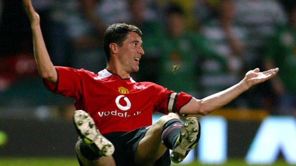 Roy Keane Man Utd