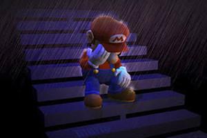 Super Sad Mario