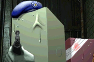 Tofu Resident Evil