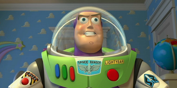 If You Can Get To Grips With This Entertaining Yet Potentially Disturbing Premise Then Toy Story Is The Kids Movie For You Rex Is Neurotic As Hell