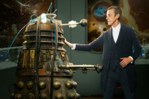 Doctor Who Peter Capaldi Into The Dalek