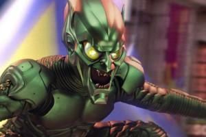 Green Goblin Spiderman