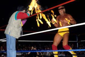 Hulk Hogan Photographer Kotr