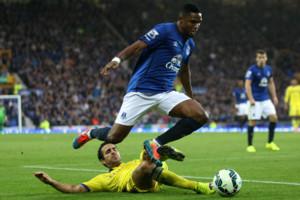 Samuel Etoo Everton Cesc Fabregas Chelsea